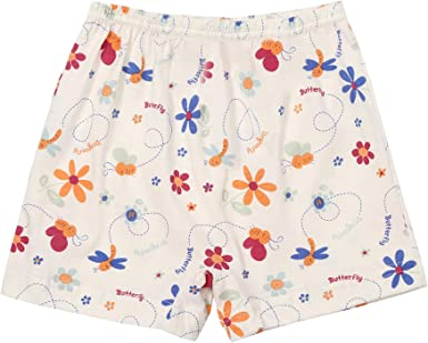 100/% Certified Organic Cotton WithOrganic Boxer Shorts Underwear for Boys and Girls
