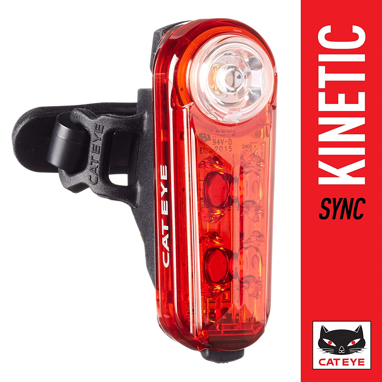 Smart App Full Control Rear Light CatEye Sync Kinetic Bike Tail light