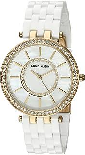Anne Klein Womens AK-2620WTGB