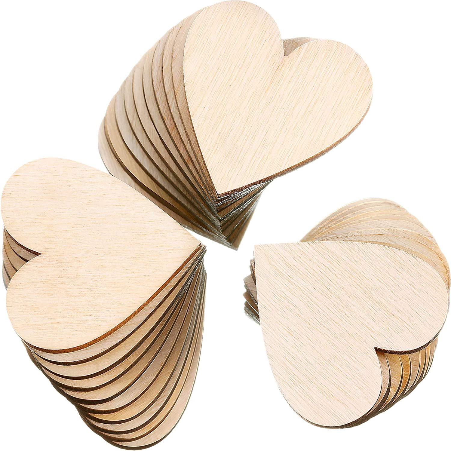 Wooden Heart Cutouts for Crafts 10 inch Great DIY D/écor for Valentines Day and Special Occasion Pack of 1 Unfinished Wood Hearts by Woodpeckers 1//4 inch Thick