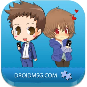 Droidmsg dating sim