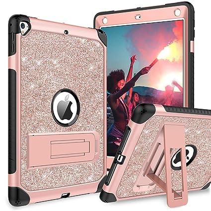 Amazon.com: BENTOBEN Funda para iPad 9.7 2017/2018/iPad Pro ...