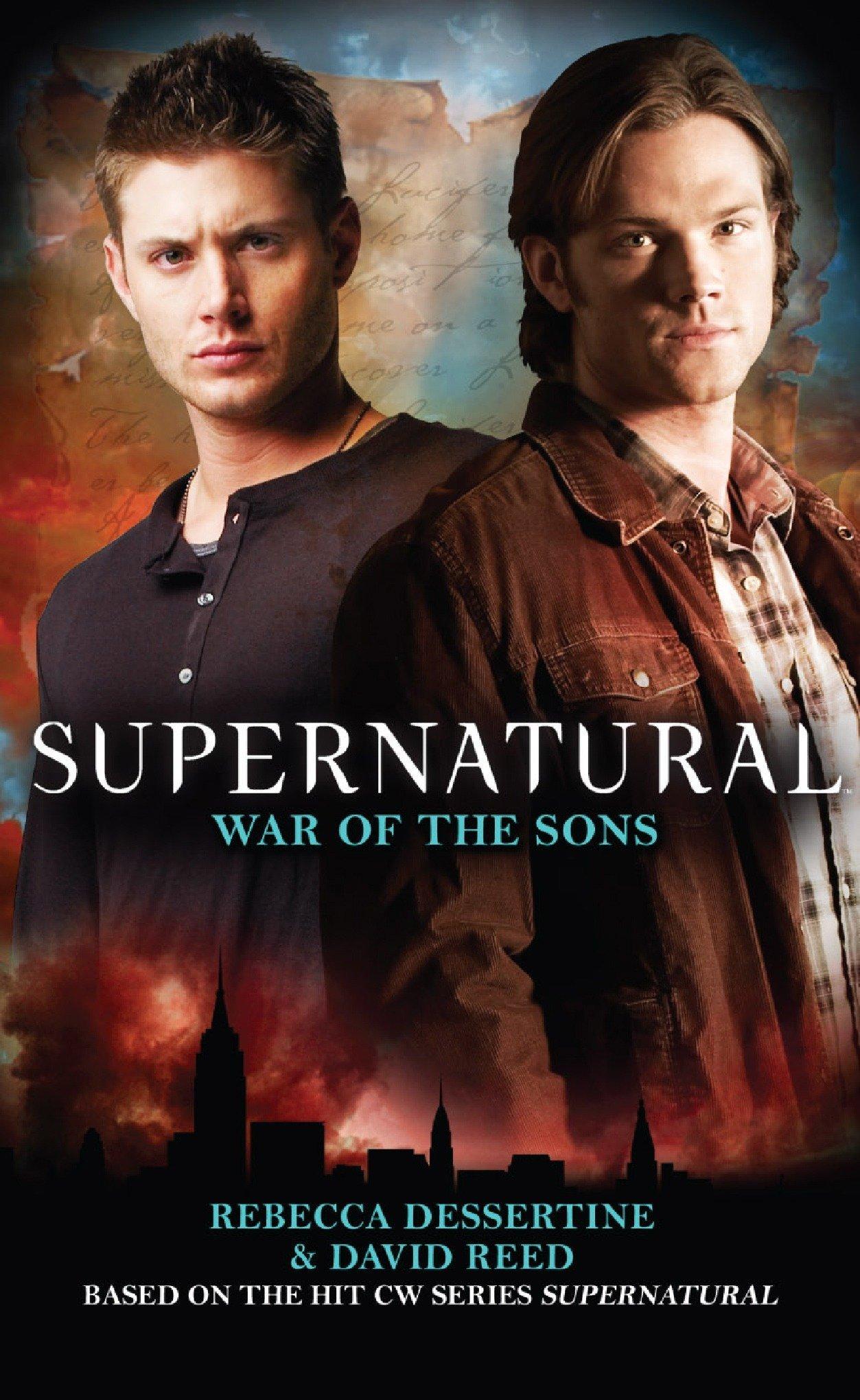 Supernatural : War of the Sons: Rebecca Dessertine, David Reed