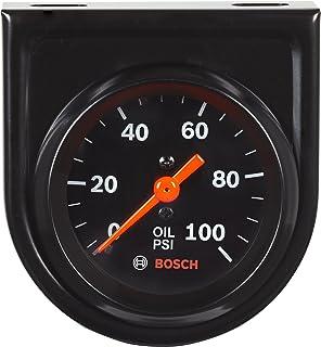 amazon com bosch sp0f000025 sport ii 2 5 8 tachometer black dial rh amazon com Bosch Voltmeter Wiring New Sun Tachometer