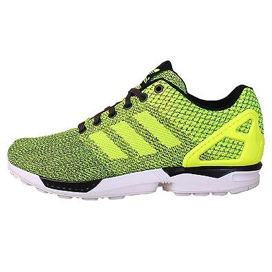 61c38e236 Adidas ZX Flux Weave Men s Trainers (UK7.5)  Amazon.co.uk  Shoes   Bags