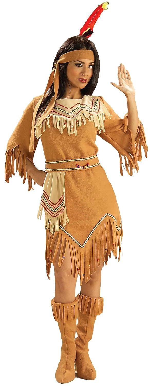 Amazon.com Forum Novelties Womenu0027s Native American Maiden Costume Clothing  sc 1 st  Amazon.com & Amazon.com: Forum Novelties Womenu0027s Native American Maiden Costume ...