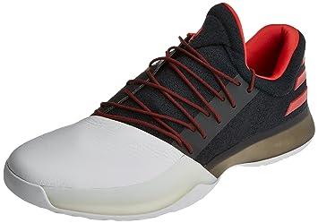 adidas Harden Vol. 1 - Zapatillas de Baloncesto para Hombre, Negro - (Negbas/Escarl/FTWBLA) 54 2/3: Amazon.es: Deportes y aire libre