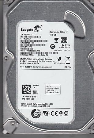 Seagate ST3160318AS SATA Drive 64 BIT