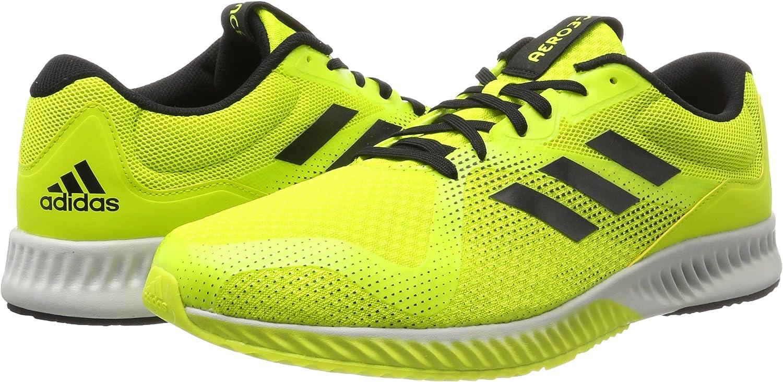 adidas Aerobounce Racer M, Zapatillas de Running para Hombre, (Seamso/Negbas/Gridos), 39 1/3 EU: Amazon.es: Zapatos y complementos