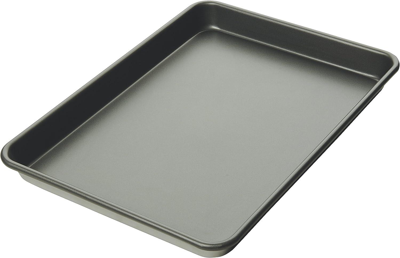 Focus Foodservice Commercial Bakeware 23 Gauge Non-Stick Aluminum Sheet Pan, 1/4 Sheet