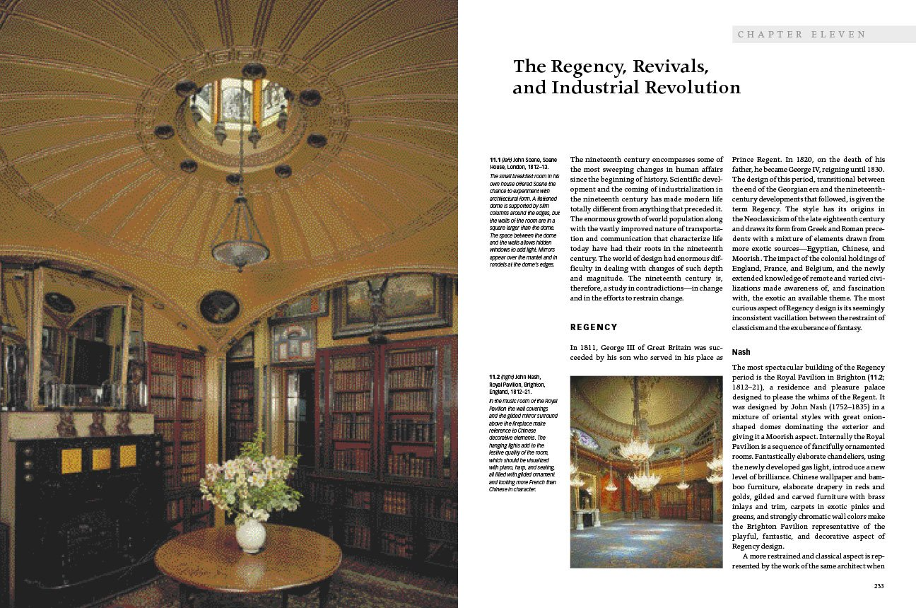 A history of interior design fourth edition: amazon.co.uk: john