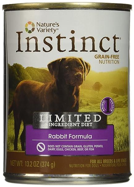 Amazoncom Natures Variety Instinct Limited Ingredient Diet Grain