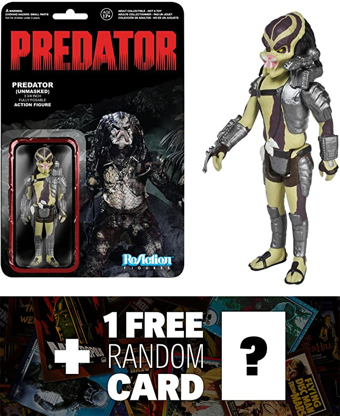 """Super7 Funko ReAction 3 3//4/"""" Action Figures Choose the ones you want Not Random"""