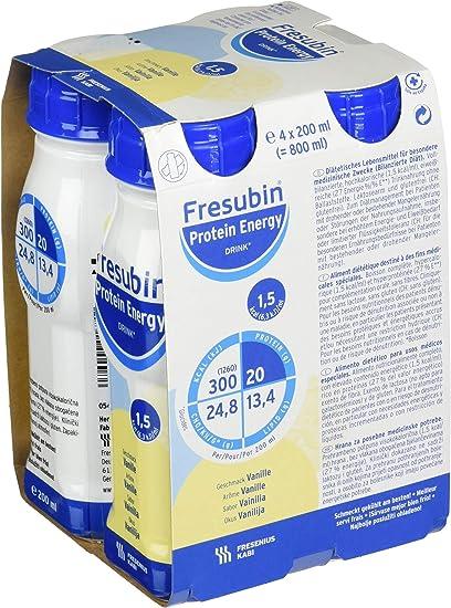 Fresubin Fresubin Energy Protein Vaini 200Ml 24U 4800 ml ...
