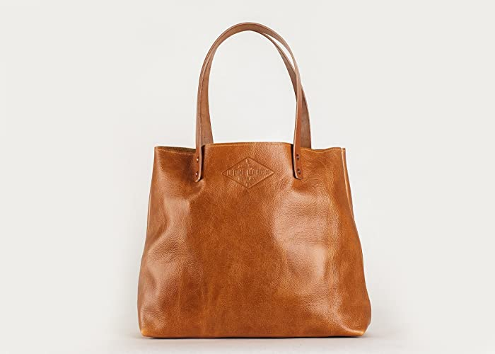 Amazon.com: Women's Tote Bag Tote Bag Leather Tote Bag Beach Bag ...