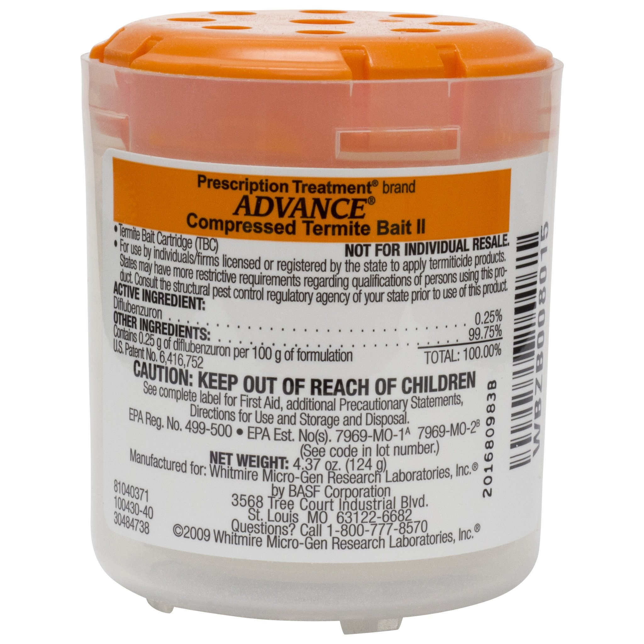 Advance Termite Bait Cartridges - 6 Pack AVTB000