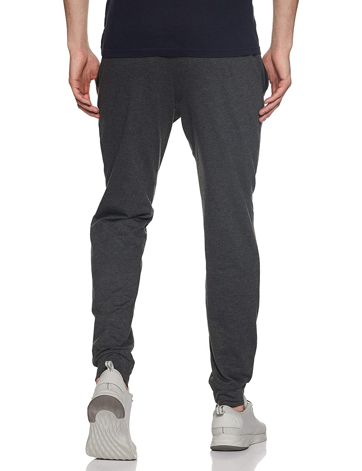 bcce5909ab9b4 Amazon.com : New Balance Men's NB Warm Up Jogger, Black Heather ...