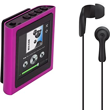 amazon com polaroid pmp120 4pk built in sports clip touch screen rh amazon com Polaroid MP3 Player Software Sony Touch Screen MP3 Players