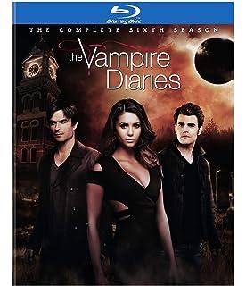 Amazon.com: The Vampire Diaries: Season 5 (Blu-ray + DVD + ...