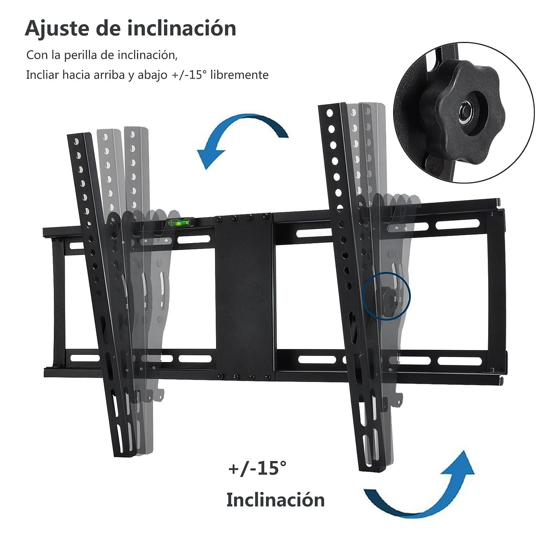BPS- Soporte inclinable de pared para TV de 32\