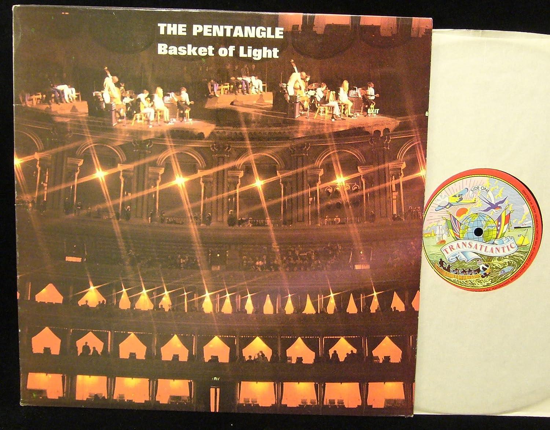 Pentangle, The: Basket Of Light LP: Pentangle, The: Amazon.es: Música