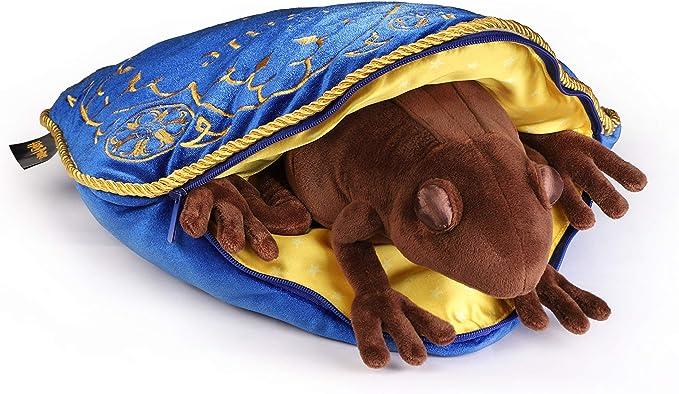 HARRY POTTER Peluche y Almohada de Rana de Chocolate