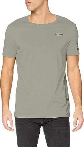 G-STAR RAW Flag Graphic Slim Camiseta para Hombre