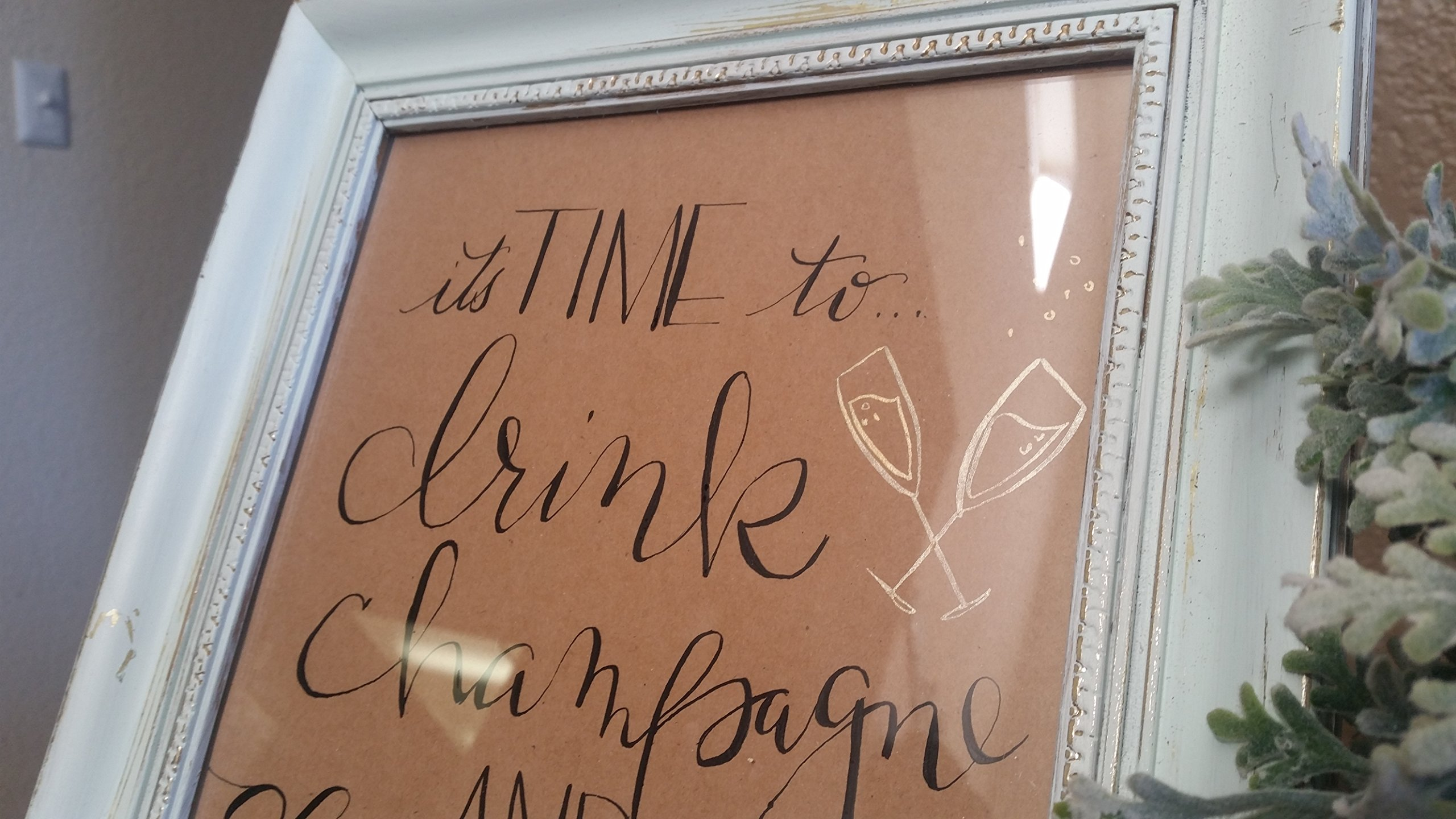 Time to Drink Champagne! by Redo Eclectic Home Goods (Image #3)