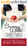 A Snowy White Christmas: An Uplifting Sweet Holiday Romance Novella
