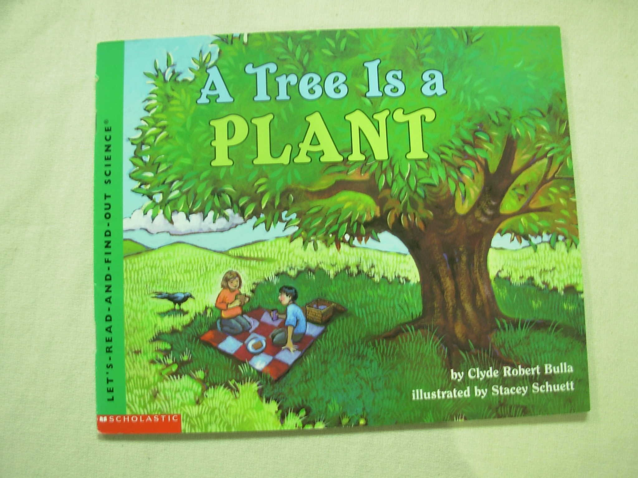 Read Online A tree is a plant (Let's-read-and-find-out science) PDF