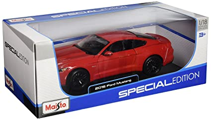 Ford Gt Mustang    By Maisto