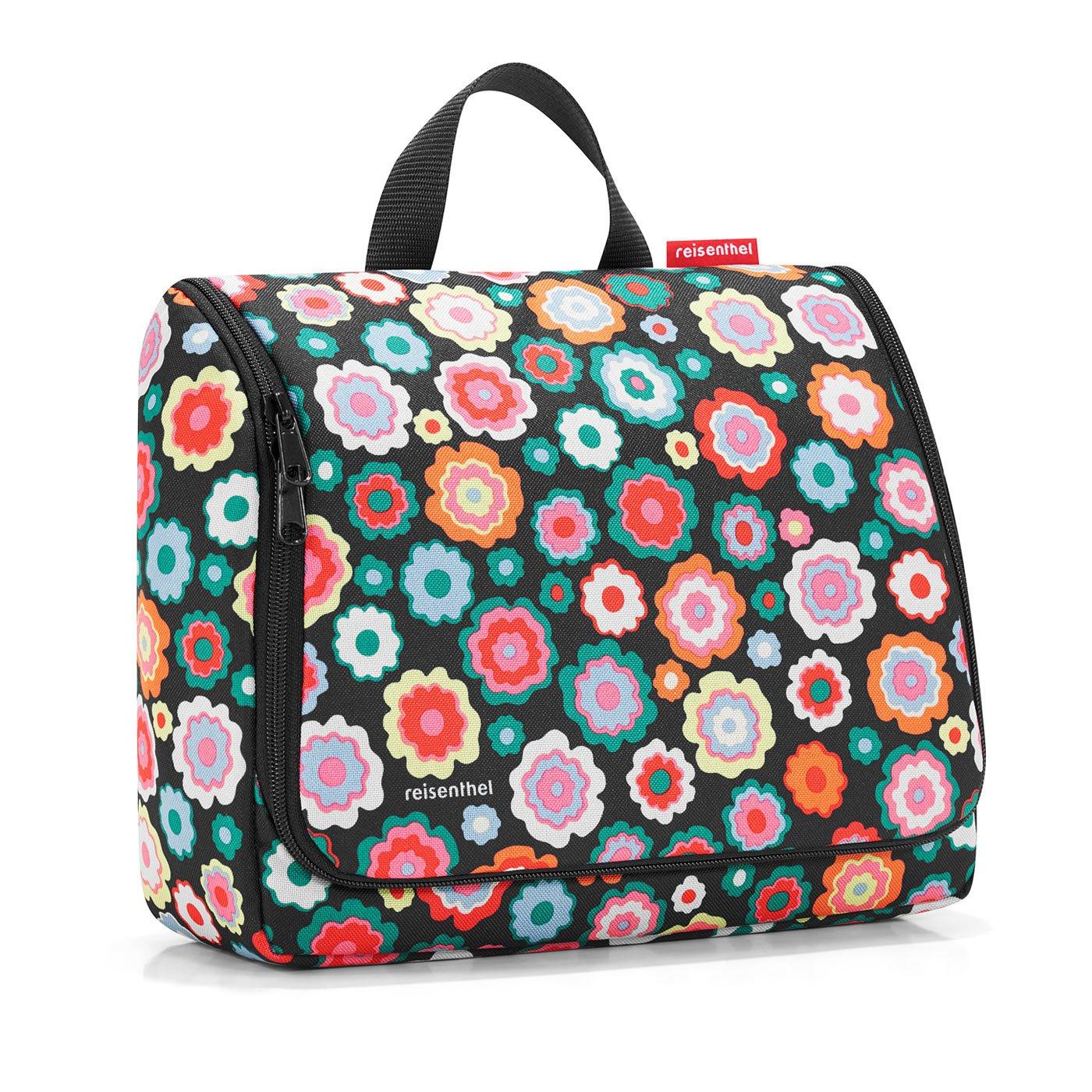Reisenthel toiletbag XL Kosmetikkoffer, 28 cm, 4 L, Diamonds Mocha WO6039