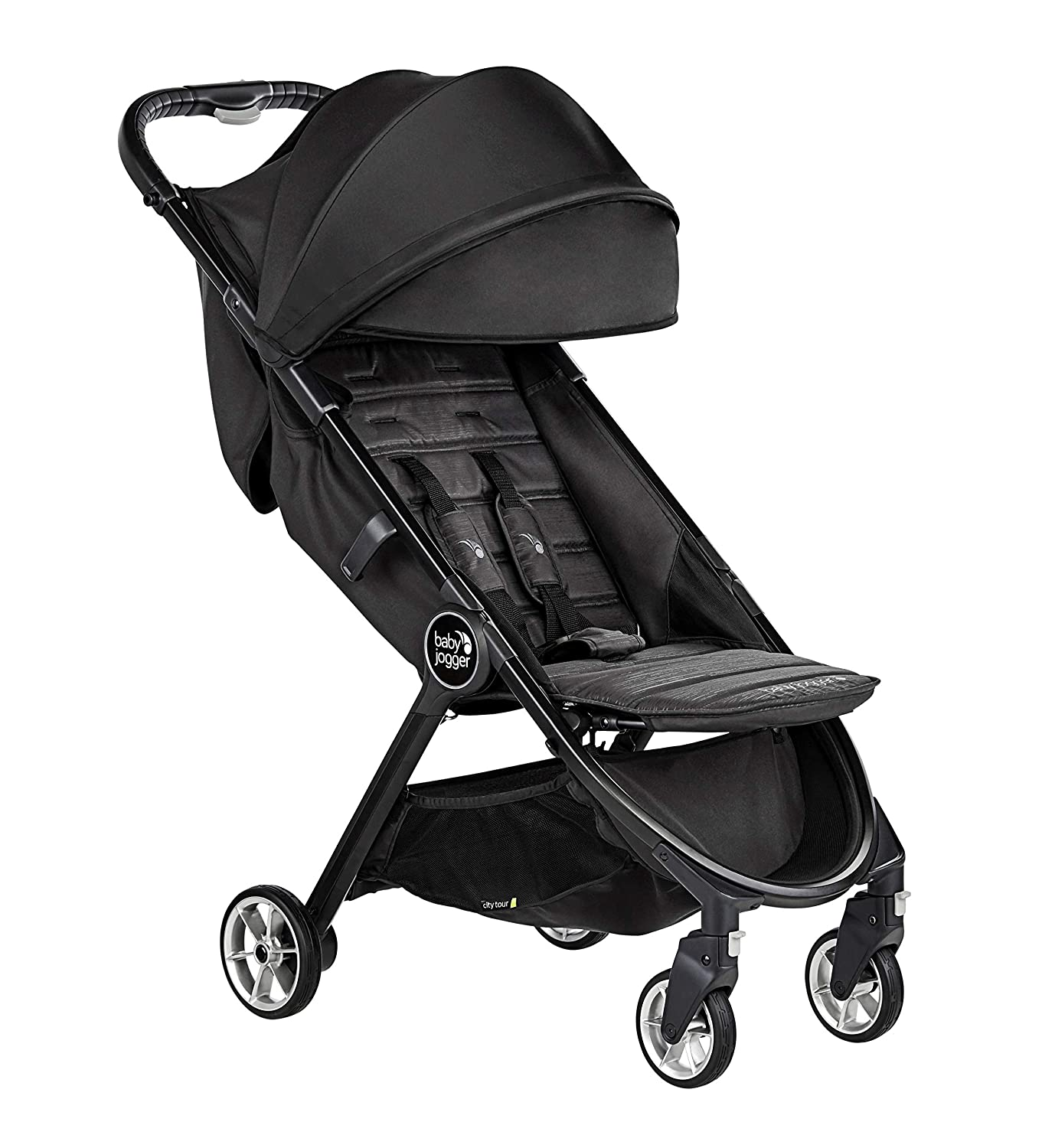 Baby Jogger City Tour 2 Compact Fold Stroller Jet