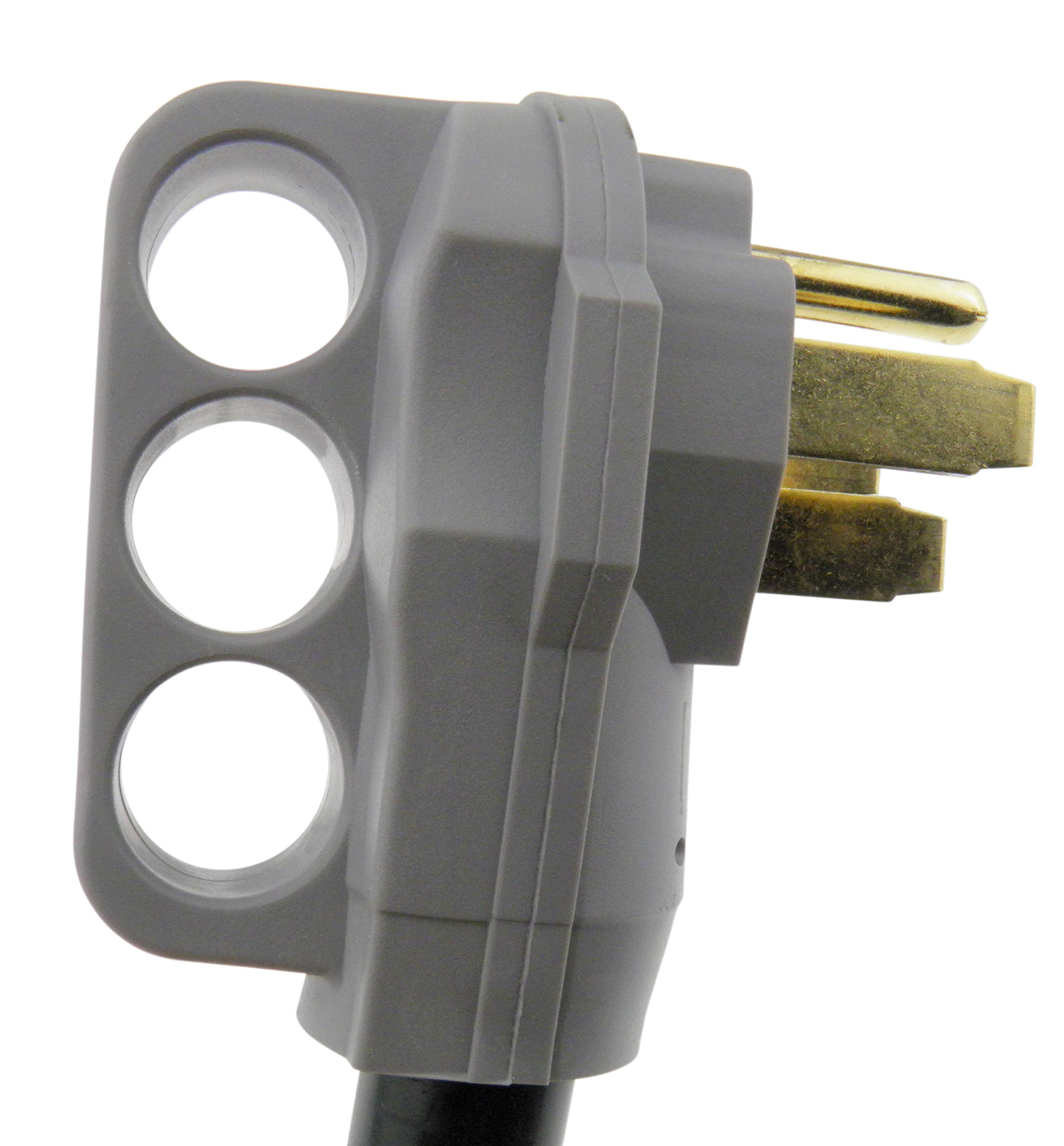 MPI Tools Nema 14-50 Power Cord (3) 6 Gauge Conductor and (1) 8 Gauge, 50 amp 125/250V (30) by MPI Tools (Image #4)