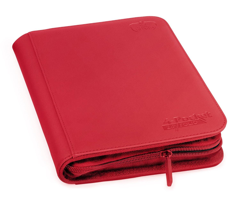 Ultimate Protection 4xenoskin zipfolio (Rouge) Ultimate Guard UGD010355