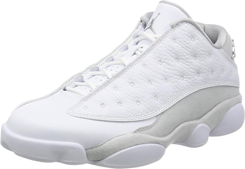 jordan 13 white low