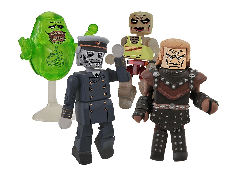 Ghostbusters Minimates Diamond Select Spielzeugs Series 4 Box Set