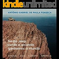 1957: neste Jeep verde e amarelo ganhamos o mundo - África, Ásia, Europa, América