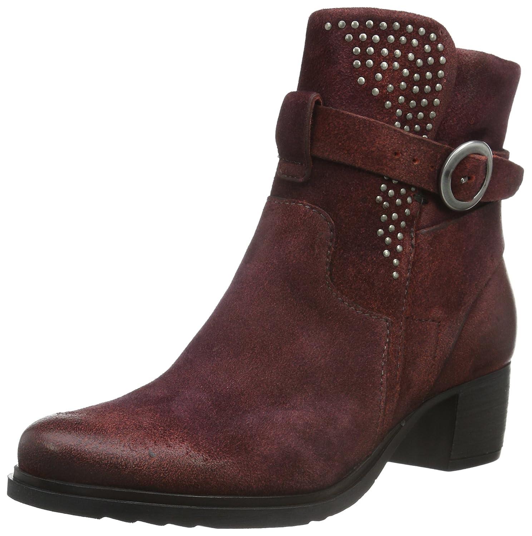 Mjus 644203-0101-6183, Zapatillas de Estar por Casa para Mujer Rojo (Porto)
