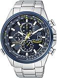 [シチズン]CITIZEN 腕時計 PROMASTER プロマスター 流通限定 SKYシリーズ ブルーエンジェルスモデル AT8020-54L メンズ