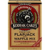 Kodiak Cakes All Natural Frontier Pancake, Flapjack and Waffle Mix, Original, 24 Ounce