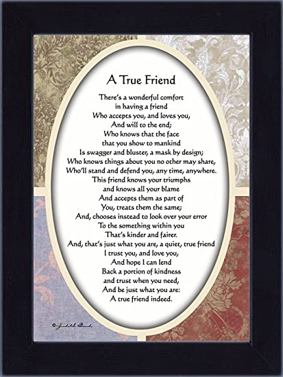Poems Of Friendship 3