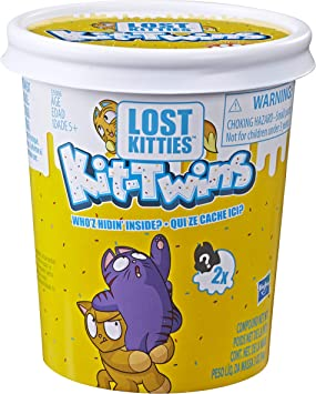 Lost Kitties- Kit Twins, Multicolor (Hasbro E5086EU2) , color/modelo surtido: Amazon.es: Juguetes y juegos