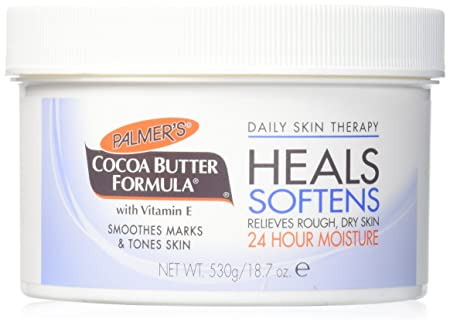 Palmer s Cocoa Butter Formula with Vitamin E, 18.7oz 530g 3 Jars
