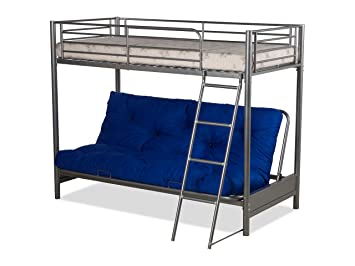 alaska futon bunk bed alaska futon bunk bed  amazon co uk  kitchen  u0026 home  rh   amazon co uk