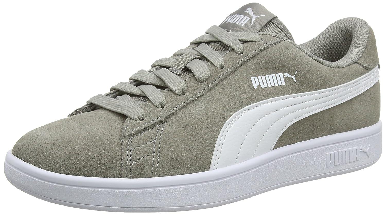 Puma Smash V2, Zapatillas Unisex Adulto 48.5 EU|Gris (Elephant Skin-puma White 16)
