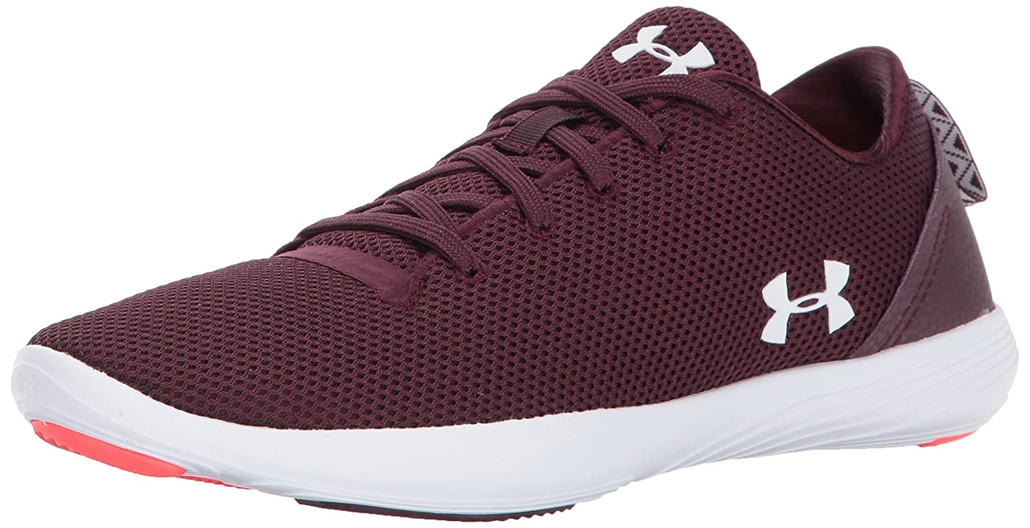 Under Armour Women's Street Precision Sport Low Neutral Cross-Trainer Shoe B01NCM5OHF 12 M US|Red