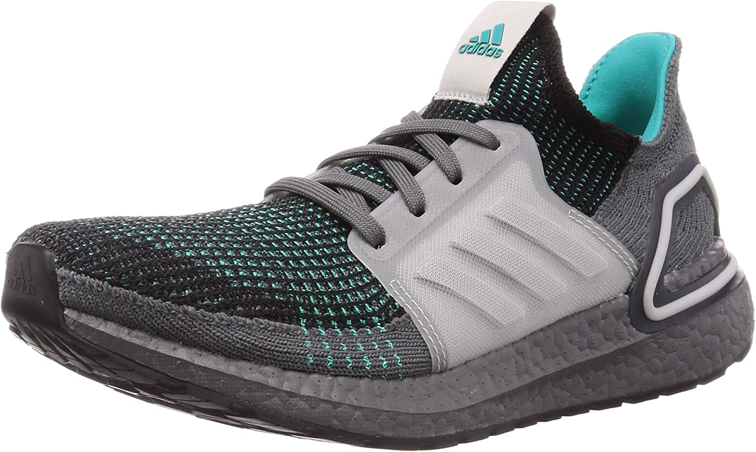 Cuadrante Abrasivo Elasticidad  Amazon.com | adidas Ultraboost 19 m EF1339 Grey/Black | Shoes