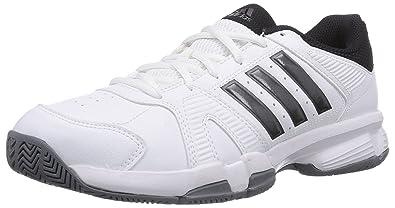 99944443ad4b92 adidas Men's Barracks F10 Trainers White Size: 8.5 UK: Amazon.co.uk ...