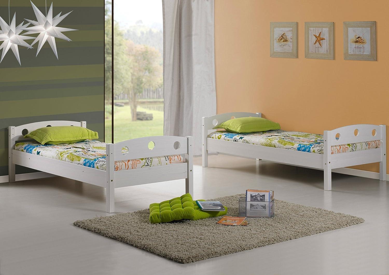 Ticca Etagenbett Noah : Ticaa einhängeregal für hoch und etagenbetten mit zwei böden in